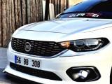 Fiat Egea Tampon Altı Karlık