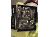 MSI Z270 Sli plus intel LGA1151 pin