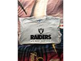 Orjinal Raiders Yazılı Tshirt