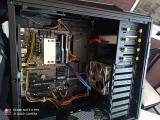 İ7 7. NESİL K İŞLEMCİ 16GB RGB RAMLİ 240 SSD 1TB HD Lİ SATILIK KASA,,