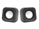 Frisby FS-2126U 2.0 Hoparlör Sistemi Siyah (USB)