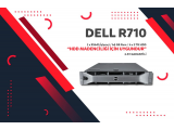 DELL R710/2 x X5645 İşlemci / 64 GB Ram / 6 x 3 TB HDD