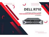 DELL R710/2 x X5650 İşlemci / 64 GB Ram / 6 x 4 TB HDD